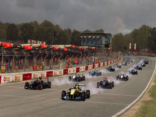 GRID Autosport : et si on customisait un peu ?