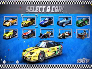 The 90's Arcade Racer : du gameplay Wii U à 60 fps !