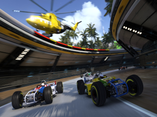 E3 2015 : Ubisoft annonce Trackmania Turbo