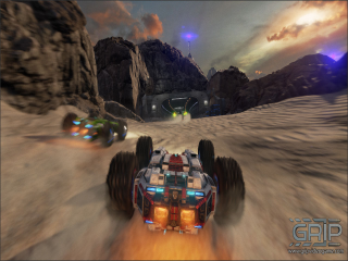 GRIP : fin du Kickstarter, arrivée sur Steam Early Access