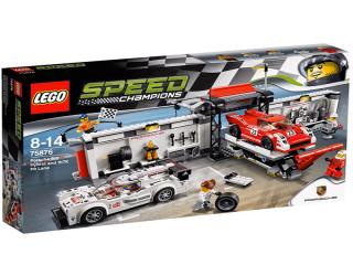 LEGO Speed Champions : la fournée 2016 arrive !